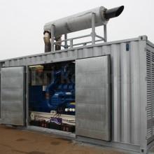 Блочно-контейнерная автоматизированная электростанция 1250 кВА