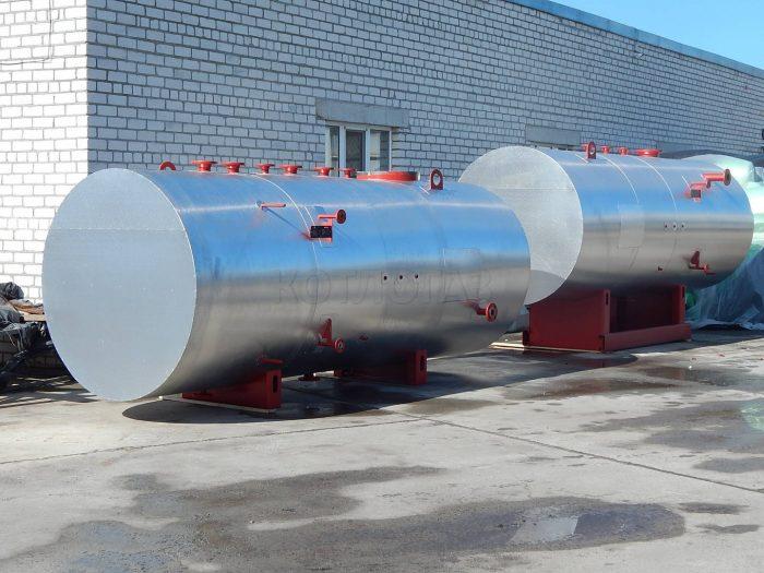 Деаэраторные и конденсатные баки 6 м3 производство Котлогаз