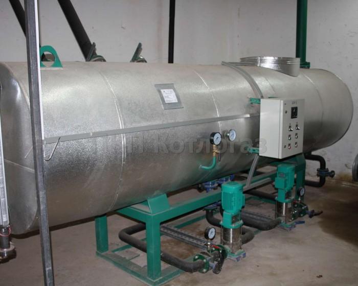 Конденсаторный модуль ПАО «Кременчугский молокозавод»