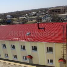 Путево-ремонтный завод г. Белополье