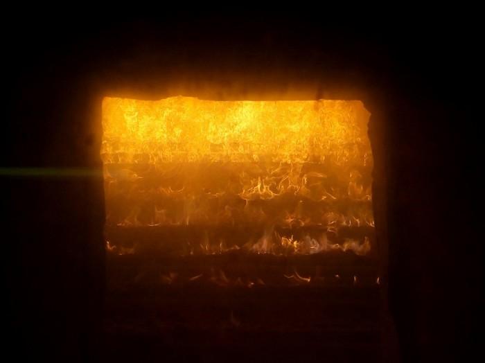 Твердотопливный котёл 35 тонн пара в час в г. Николаев